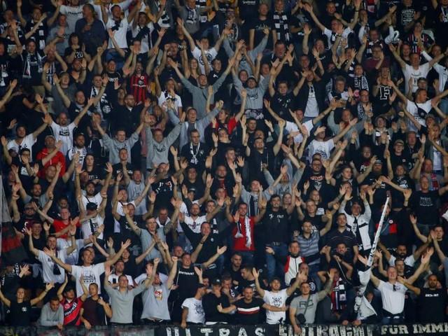 Ausschluss von Frankfurt-Fans in der Europa League