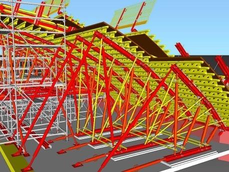 Bauwerksdatenmodellierung: Grüne Brücke am grünen Tisch