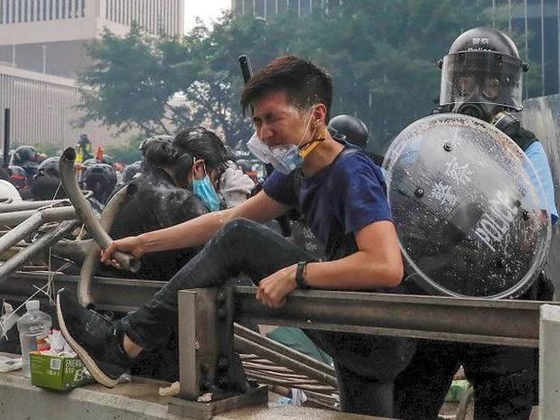 Debatte um Auslieferungsgesetz: Teilerfolg für die Protestler in Hongkong