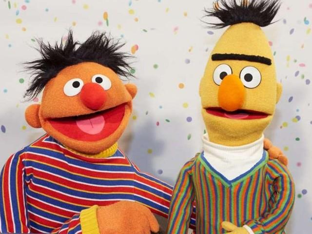 """Ernie und Bert schwul: """"Sesamstraße""""-Autor outet Puppen"""