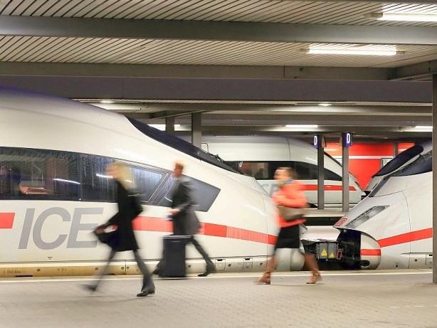 Tarifgespräche: Bahnkunden müssen ab Montag mit Streiks rechnen