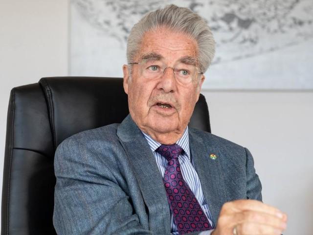 """Heinz Fischer mahnt: """"Beobachten eine Verschlechterung des politischen Klimas"""""""