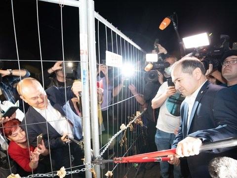 Freies Reisen: Polens Grenzen zu EU-Ländern wieder geöffnet