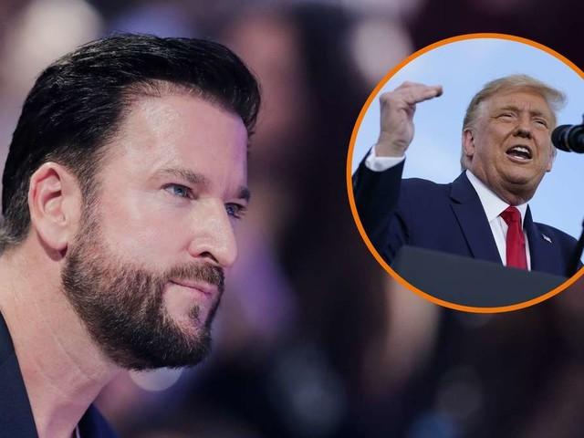 Michael Wendler auf Instagram: Schlagerstar schockt kurz vor US-Wahl mit Plakaten
