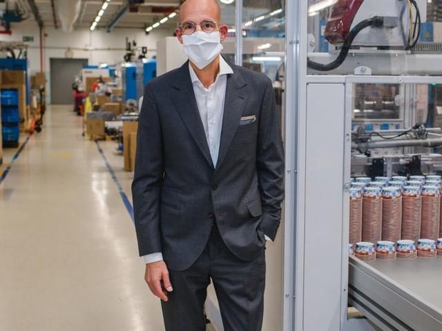 Kunststoffkonzern Greiner kratzt an Zwei-Milliarden-Marke