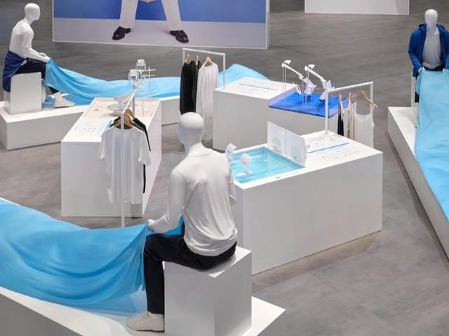 """In Bildern: Uniqlos """"Museum of Tomorrow"""" auf der CIIE"""