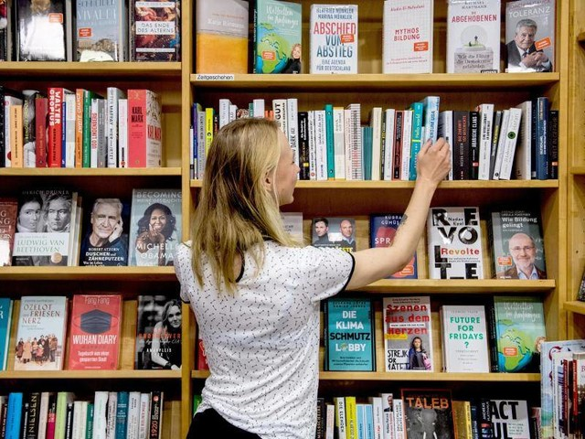 Empfehlungen mit Herz: Wie werde ich Buchhändler/Buchhändlerin?