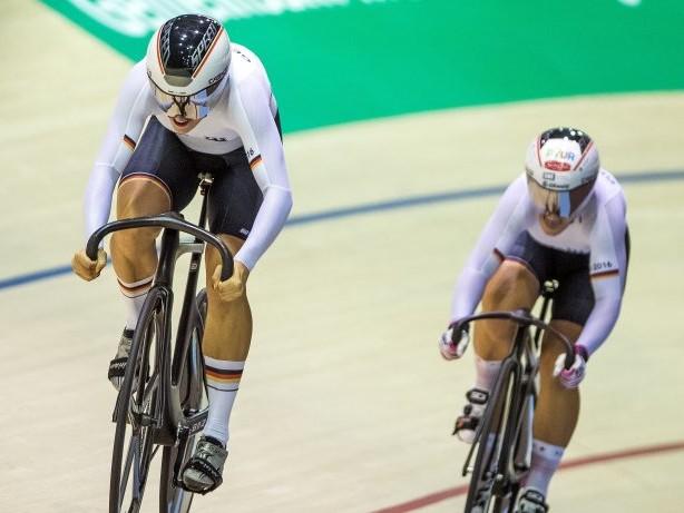 Bahnrad-EM: Welte holt die erste deutsche Goldmedaille bei der EM