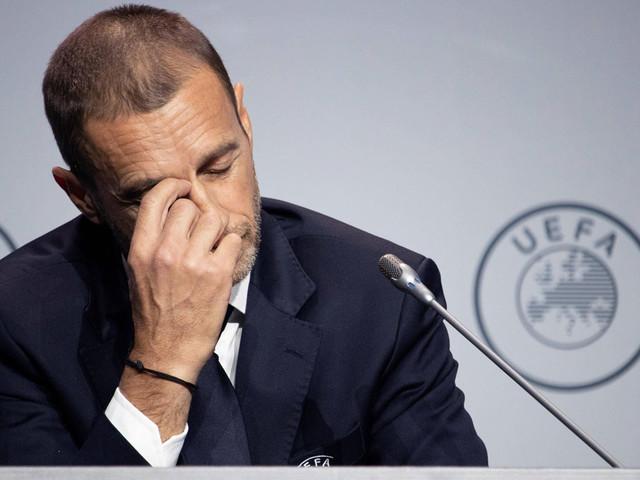 International: Rückzieher nach Ultimatum? UEFA beendet Streit mit Real, Barca & Juve