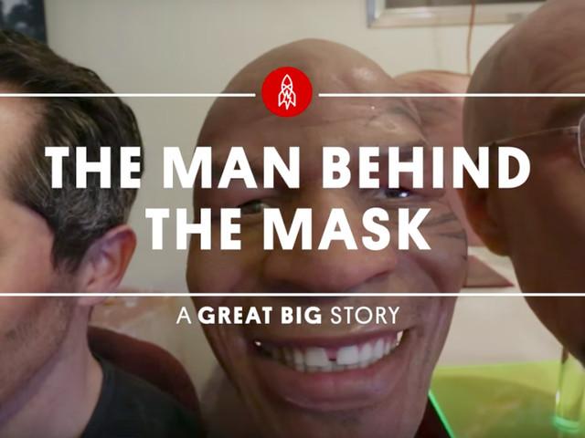 Der Typ hinter den hyperrealistischen Masken | Ein Videoportrait