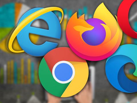 Das sind die beliebtesten Browser: Absoluter Uralt-Browser immer noch auf Platz 4