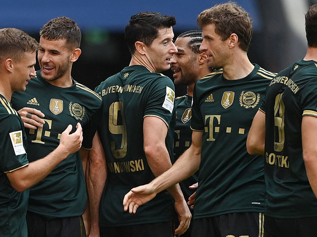 Bundesliga: Voting: Wie wird die BL wieder spannend?