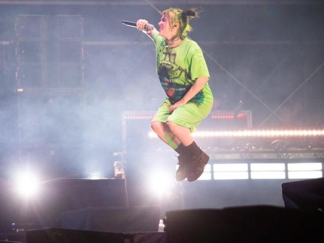 Shootingstar: Ariana sei Dank - Billie Eilish hat wieder Lust auf Musik