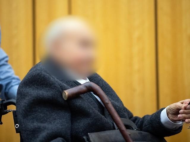 """""""Ich war sehr verängstigt"""": KZ-Wächter: Wusste nichts von Massenmord"""
