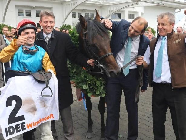 Hoppegarten: Markus Klug: Fohlen-Fan mit dem Gespür für Rennpferde