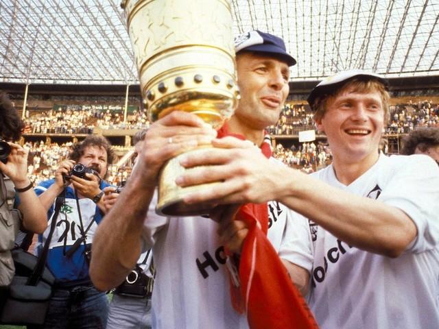 """Eintracht-Legende Lajos Detari: """"Klopp bewunderte mich"""""""