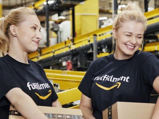Amazon setzt auf Automatisierung, plant aber keine Stelleneinsparungen