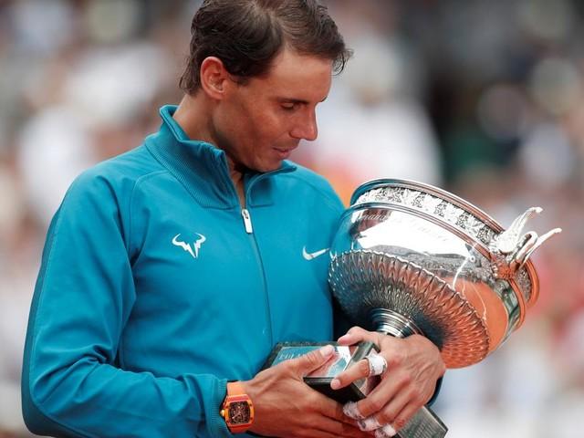 """""""Top-Favorit"""" Nadal jagt in Paris Titel Nummer zwölf"""
