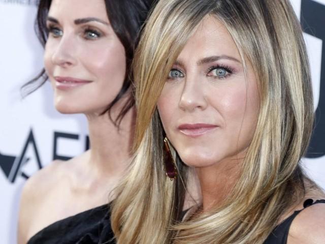 Aniston und Cox: Das Ende einer jahrzehntelangen Freundschaft?