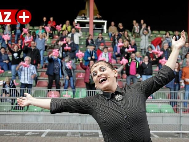 Eventreihe: Ab auf die Tribüne: Sommertheater im Stadion Niederrhein