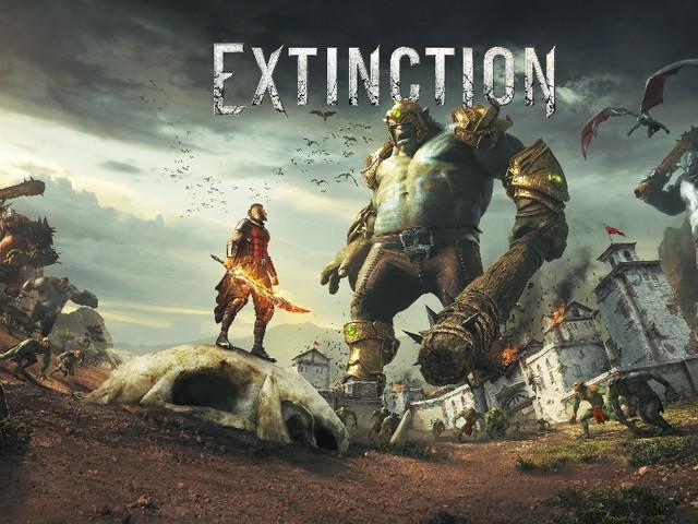 Extinction: Geschichte, Kampfsystem und genereller Spielablauf im Trailer