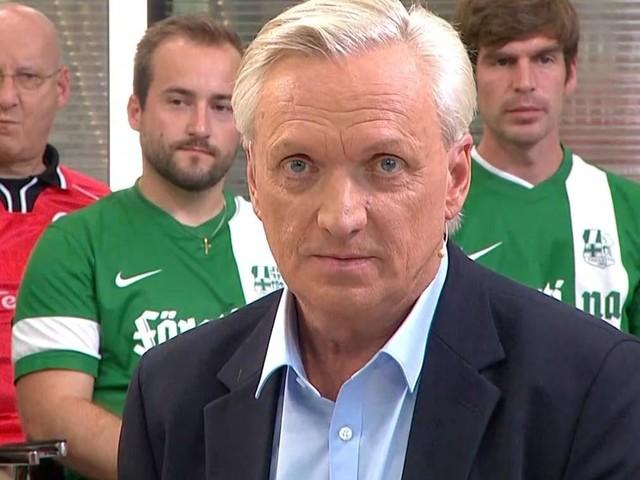 """Doppelpass-Moderator Rudi Brückner: """"Jungen Moderator hätte man verbrannt"""""""
