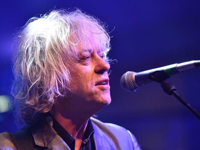 Bob Geldof protestiert gegen Friedensnobelpreisträgerin Aung San Suu Kyi