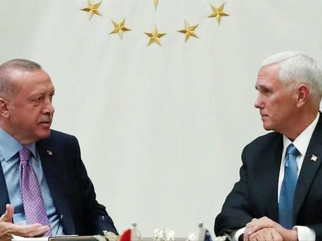 Türkei und USA einigen sich auf Waffenruhe in Nordsyrien