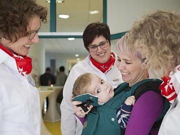Kinderpalliativteam in neuen Räumen
