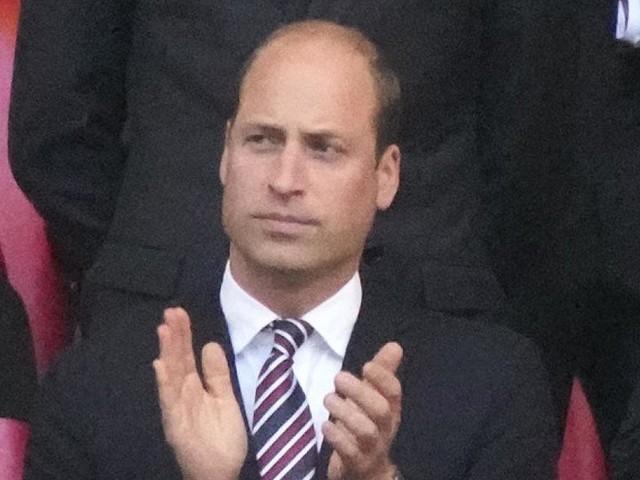 William bei England-Sieg: Ja, so sieht es aus, wenn sich ein Thronfolger freut