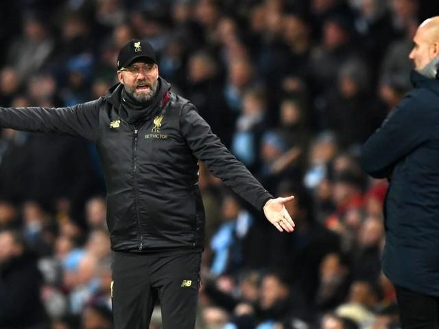 Premier League : Guardiola schlägt Klopp - den Siegtreffer erzielt ein deutscher Nationalspieler