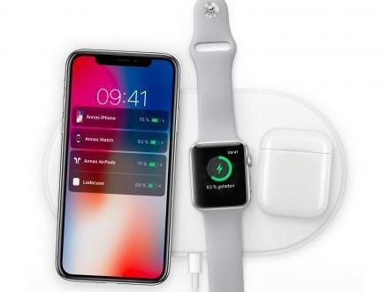 AirPower: Qi-Matte für iPhone, Apple Watch und AirPods soll im nächsten Monat kommen
