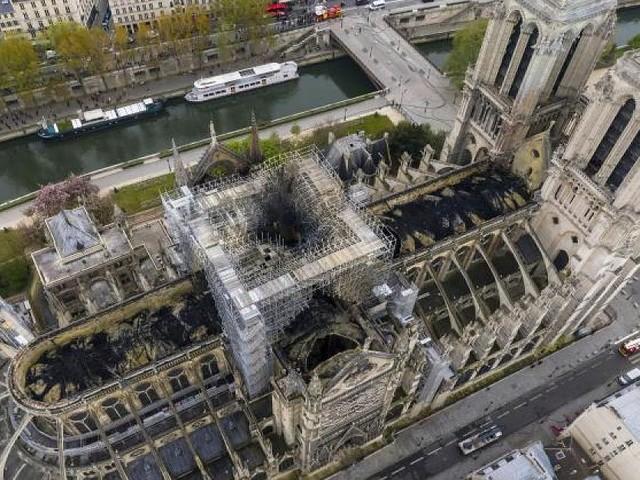 Angespitzt - Kolumne von Ulrich Reitz - Notre-Dame-Wiederaufbau ist französische Aufgabe - Vatikan gibt kein Geld
