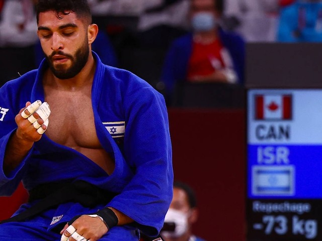 Olympische Spiele in Japan: Zweiter Judoka tritt nicht gegen Israeli an