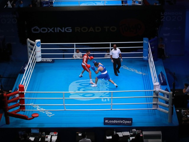 Auch aus Deutschland Kritik am IOC nach Boxturnier