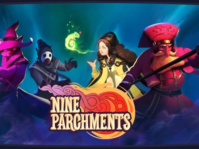 Nine Parchments: Frozen Byte nennt PS4- und Update-Termine