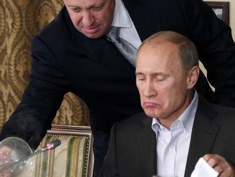 Russische Staatstrolle: Aus Putins Küche
