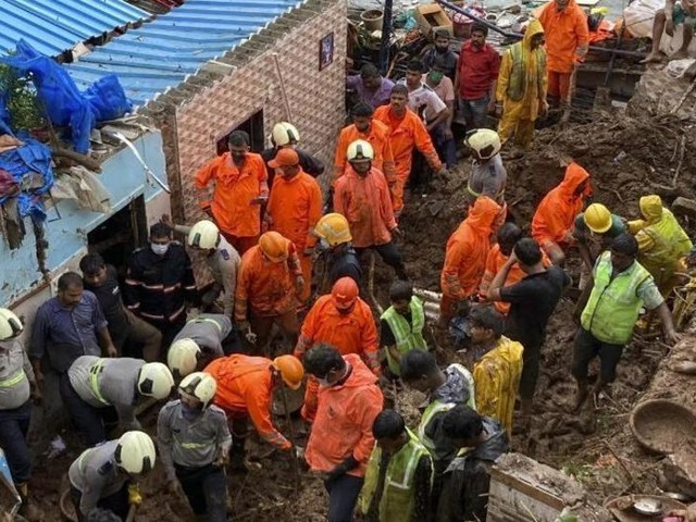 Mehr als 70 Tote nach heftigem Monsunregen in Indien
