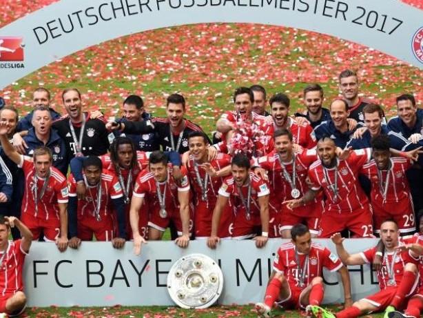 Studie: Geldliga: Bayern wieder Vierter - Englische Clubs dominieren