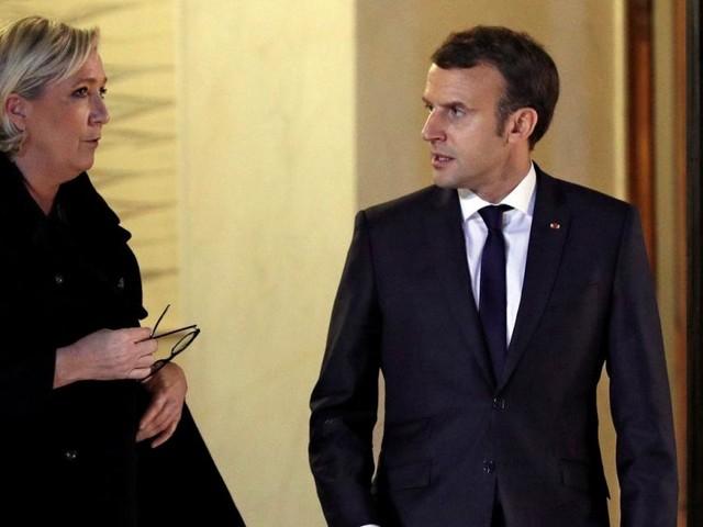 """""""Doppelte Bestrafung"""": Erneute Debakel für Le Pen und Macron"""
