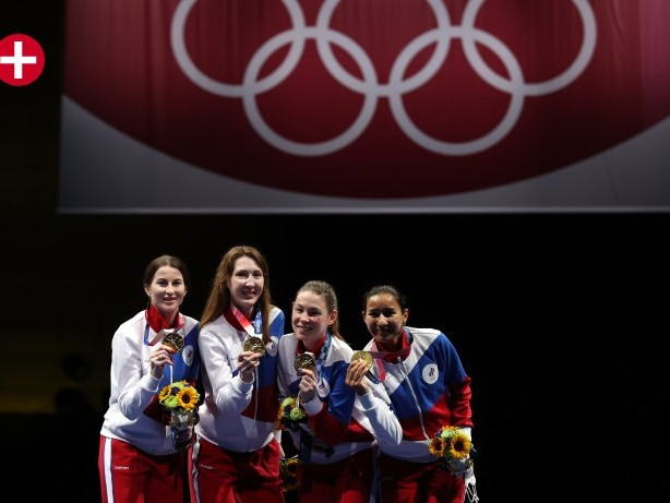 Olympia 2021: Russland bei Olympia: Gesperrt und doch erfolgreich dabei