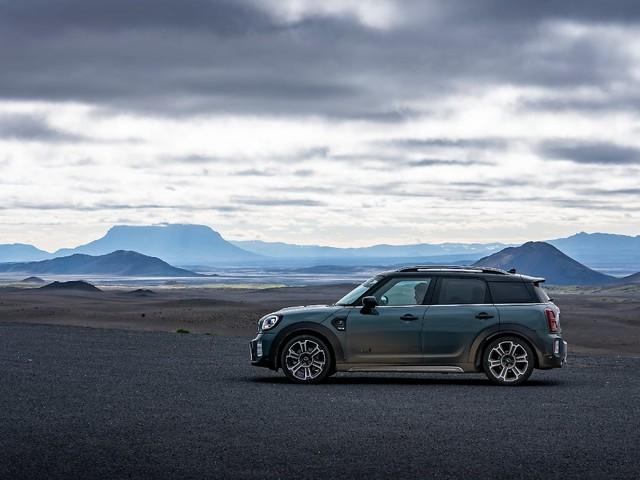 Kraftvoll entschleunigt: Mit dem Mini Countryman durch Island