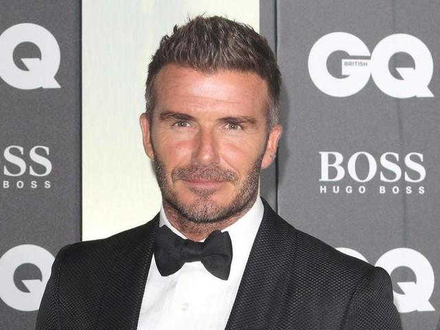 David Beckham: Verlierer des Tages