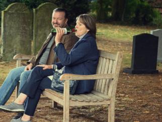 """After Life"": Ricky Gervais bestätigt Drehstart von Staffel 3"