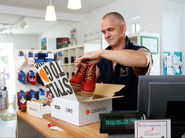 Zalando bringt Connected Retail in die Schweiz