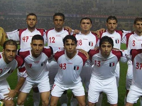 Syrien könnte an der WM-2018 teilnehmen