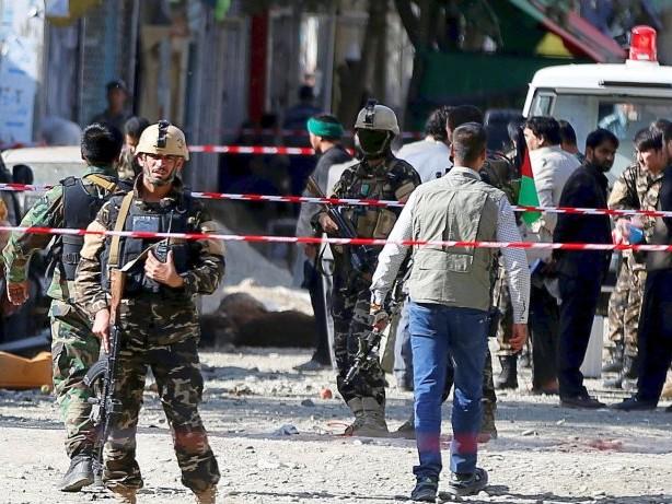 Terrorismus: Anschläge auf Moscheen in Afghanistan – mindestens 72 Tote