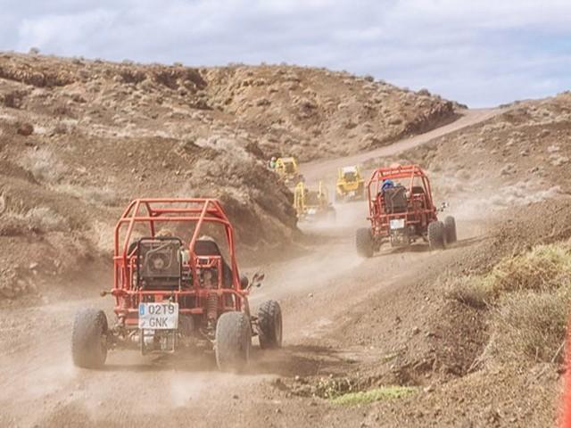 Kommentar zu Fuerteventura Tag 9: Off Road Buggy Tour von Jens | TRIPWEAZEL