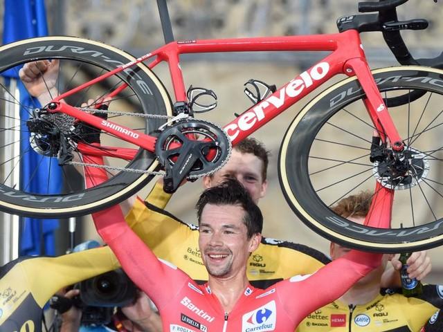 Spätstarter Roglic nahm bei der Vuelta Schwung für die Tour auf