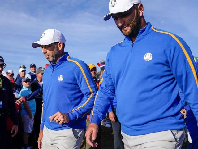 Golf, Ryder Cup: USA zum Auftakt gegen Europa klar in Führung